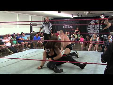 Pure Pro Wrestling (8/21/15) Tag Team Championship- Sons Of Salem Vs Mid-Atlantic Outlaws