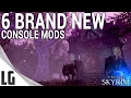 6 BRAND NEW Console Mods 107 - Skyrim Special Edition (XBOX/PS4/PC)