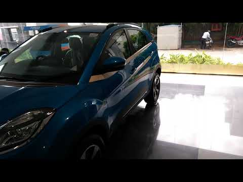 Tata nexon in Bangalore showroom