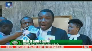 News Across Nigeria: David Mark Condemns Benue Cop Killing