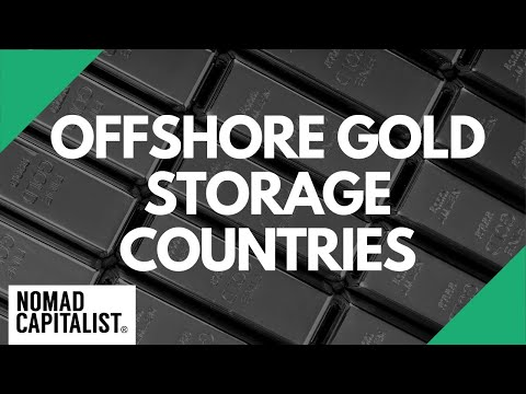 The Best Countries for Offshore Gold Storage