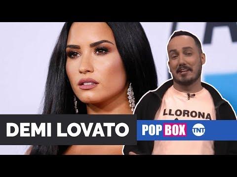 ALTOS E BAIXOS DA DEMI LOVATO   POP BOX TNT