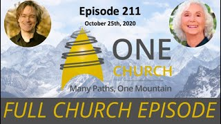 Episode 211 Oct 25, 2020 Outrage + Love = Outrageous Love: The Synergy of Sacred Activism