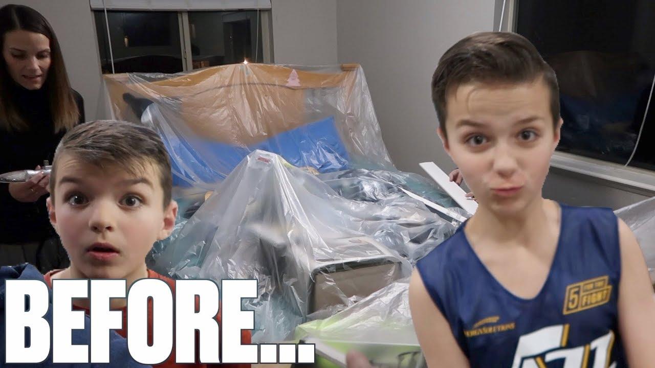 boys-bedroom-extreme-makeover-begins-new-room-remodel-phase-one