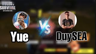 YUE VS DUYSEA AGAIN / THE BATTLE OF THE TWO AGAIN / KILLING TEAMS / ROSMOBILE / EP.72
