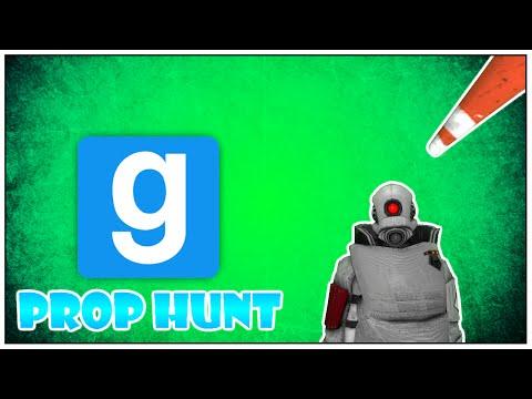 Garry's Mod Prop Hunt | I FOUND YOU!!!