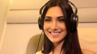 Garuda Indonesia - First Class Experience With Miss International 2015
