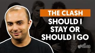 Should I Stay Or Should I Go - The Clash (aula de bateria)