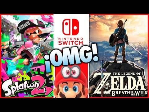 ¡SPLATOON 2 PARA SWITCH ANUNCIADO! | Nintendo Switch Reacción