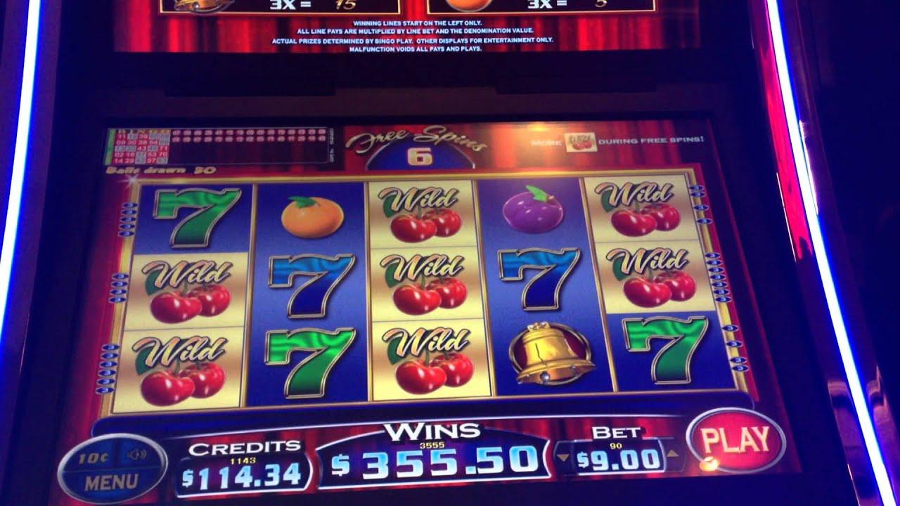 Jackpot Cherries Slot Machine