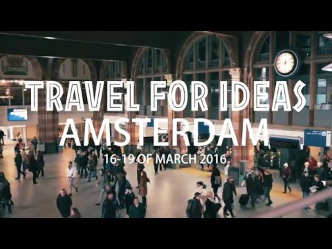 TRAVEL FOR IDEAS AMSTERDAM
