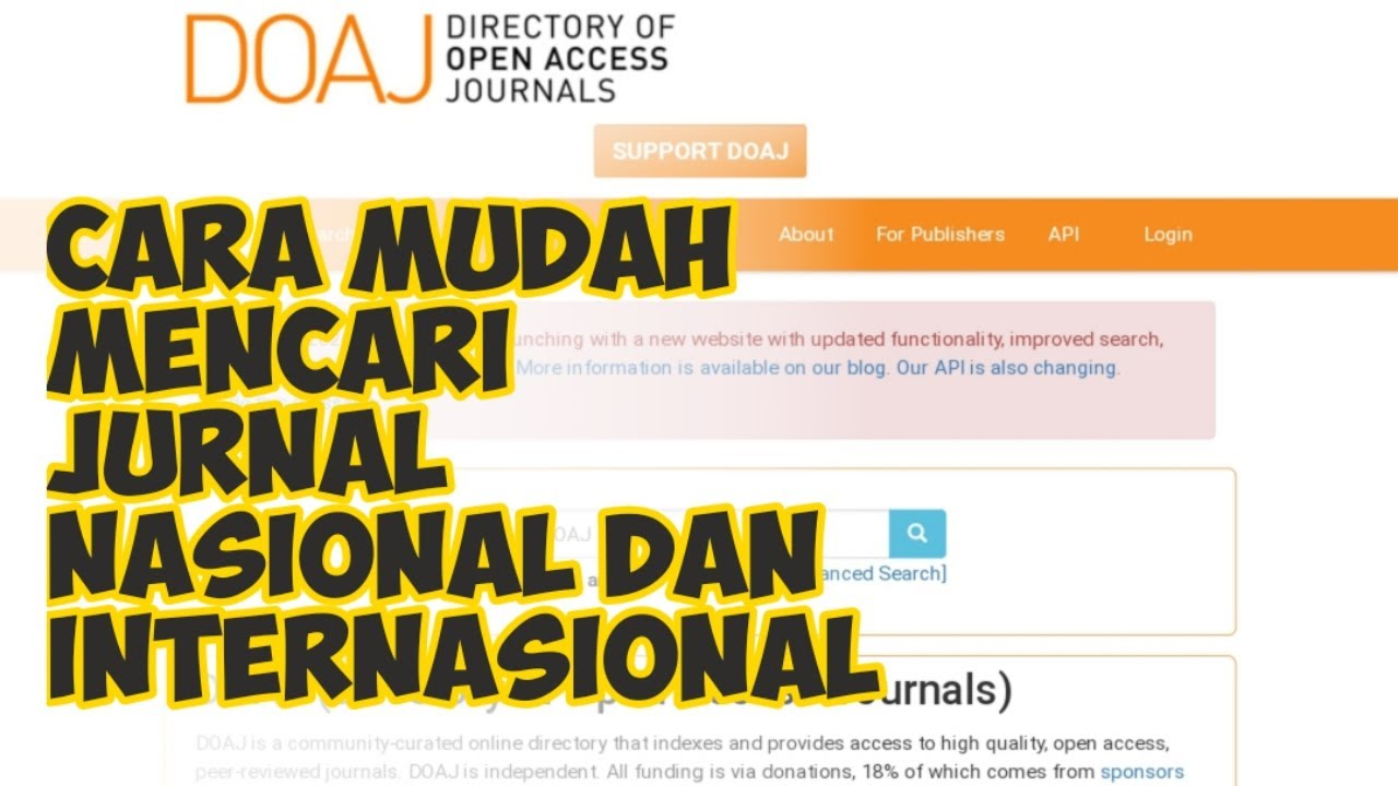 Cara Mencari Jurnal Psikologi Internasional - Cara Mudah ...