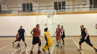 Ветераны баскетбол и молодежь 2020г