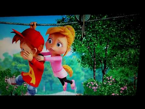Alvin Rescues Brittany ❤