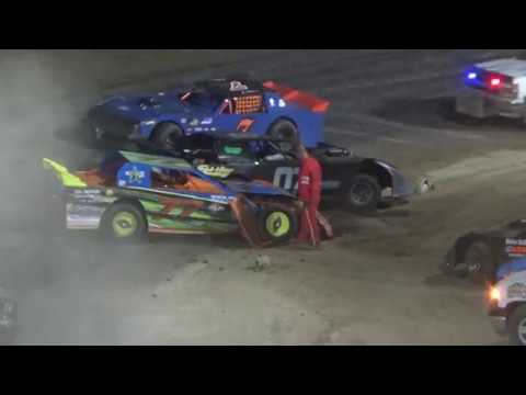 Pro Stock Feature Race at Crystal Motor Speedway on 07-07-2018!