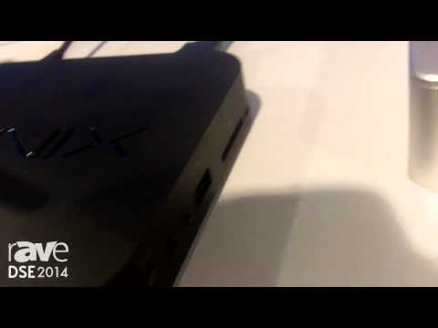 DSE 2014: OEM Production Show rAVe the Android Minix X7 System