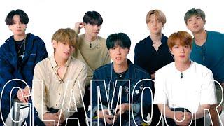 BTS (방탄소년단) смотрят каверы на свои песни