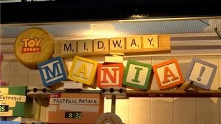 Toy Story Midway Mania Complete POV Ride Experience Disney's Hollywood Studios Walt Disney World