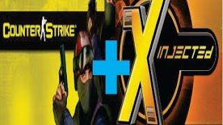 Como baixar o Counter Strike 1.6 e colocar sXe Injected
