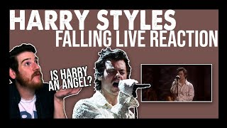 HARRY STYLES: Falling (Live From The BRIT Awards) Reaction