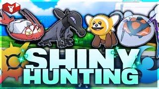 shiny hunting live stream pokemon sun and moon spoiler free earlier stream today