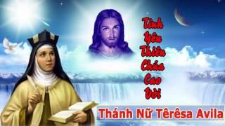 Thánh Nữ Têrêsa Avila | Hạnh Các Thánh