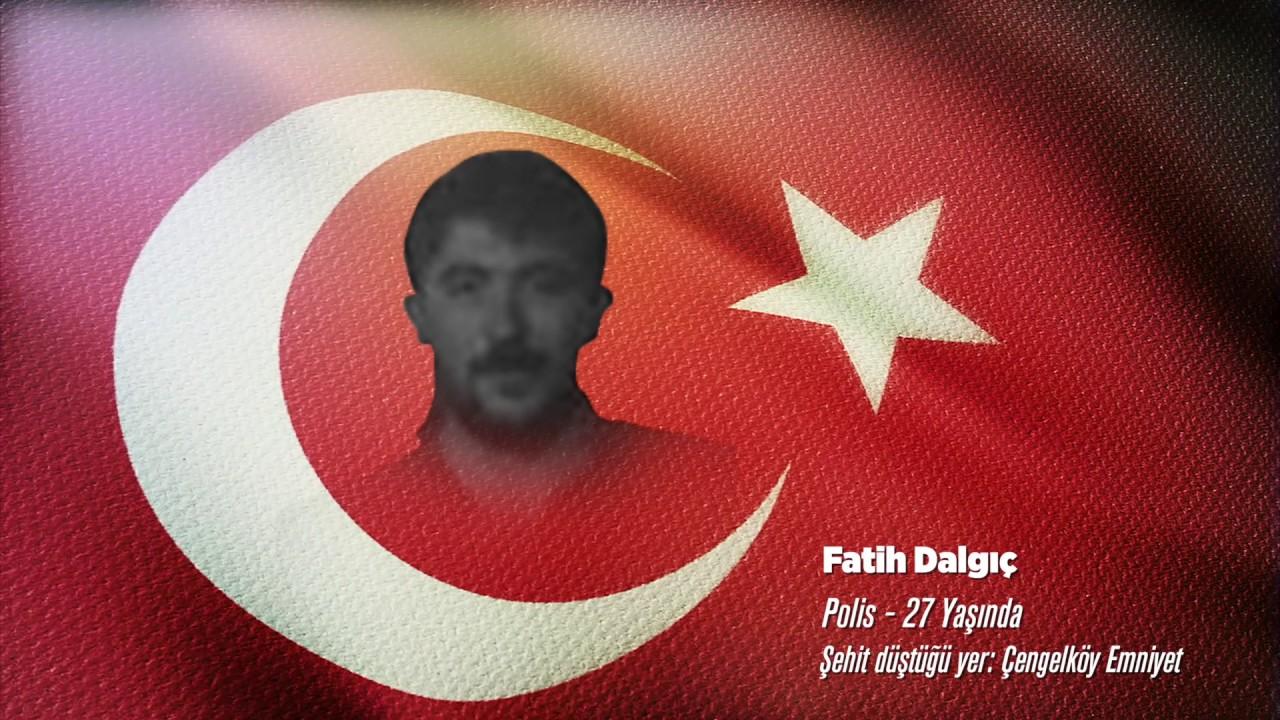 15 Temmuz Şehidi Fatih Dalgıç