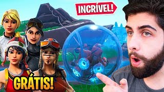 NEW STYLES OF SKINS FOR FREE AND NEW TROLL VEHICLE?! -FORTNITE