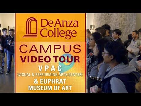 campus-tour---vpac-&-euphrat-museum-of-art- -de-anza-college