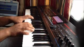 Yaar Indha Saalai Oram - Thalaiva - Piano Cover