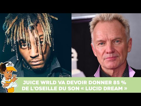 Juice Wrld va devoir donner 85 % de l'oseille du son « Lucid Dream »