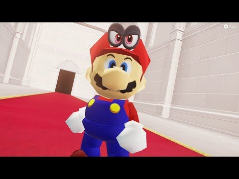 Super Mario Odyssey - Final Boss (SM64 Mario)