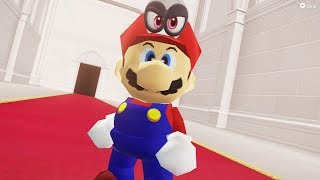 Super Mario Odyssey - Final Boss (SM64 Mario)