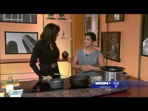 vegan-recipe:-mustard-greens-in-slow-cooker-on-wgn