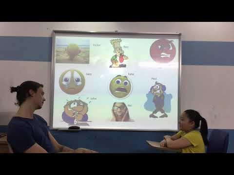 Canadian English Council - Bao Ngan - English Smart 4G - Video Test 1 - March, 2018
