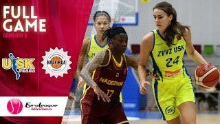 ZVVZ USK Praha v Nadezhda - Full Game - EuroLeague Women 2019-20