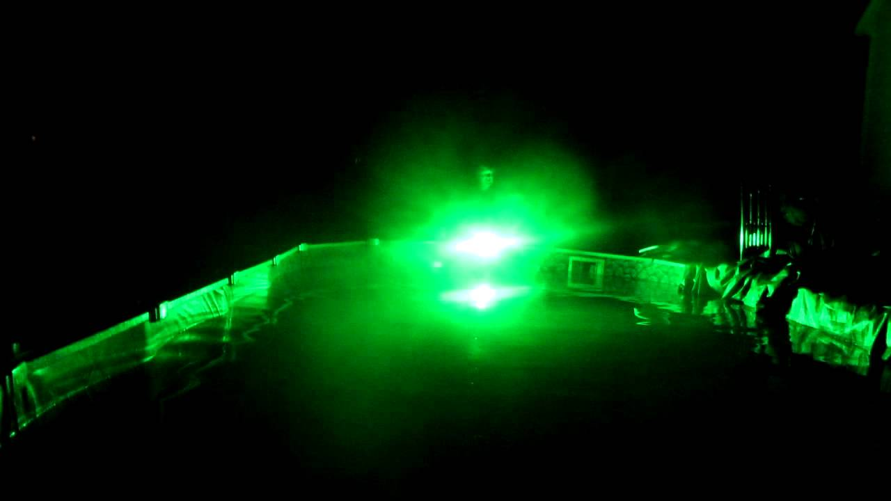loomisled green monster!! worlds most powerful dock or boat light, Reel Combo
