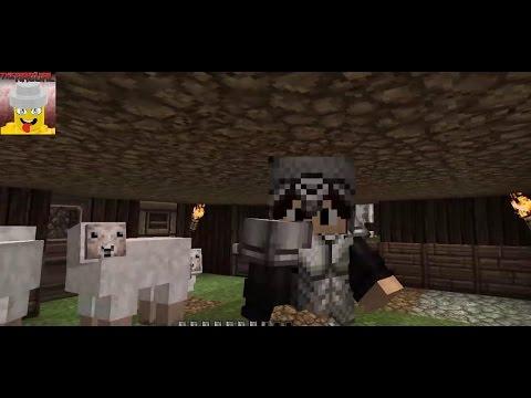 Minecraft HARDCORE #004 | Gehege für Scott und Emma