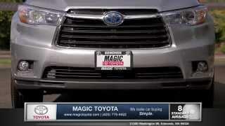 2015 Toyota Highlander Review | Magic Toyota - Toyota Dealer in Edmonds, WA