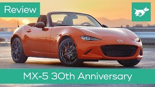 Mazda MX-5 30th Anniversary Edition review – the best Miata yet?