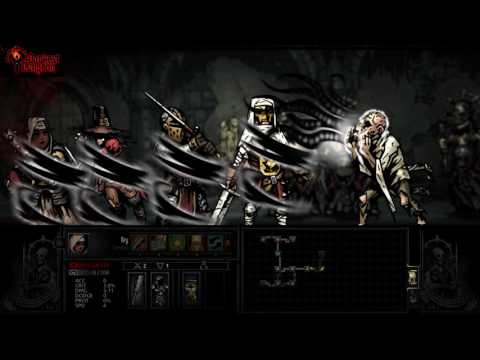 Darkest D -- first medium dungeon, camp, and boss!