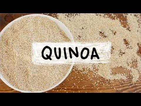 Superfood each week Quinoa
