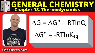 18.5 Gibbs Free Energy and the Equilibrium Constant