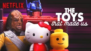 The Future Presents The Toys That Made Us Season 2 2018 Netflix Documentary Series Review