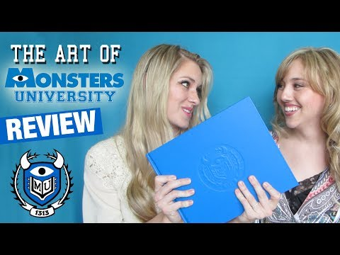 The Art of Monsters University | Rotoscopers