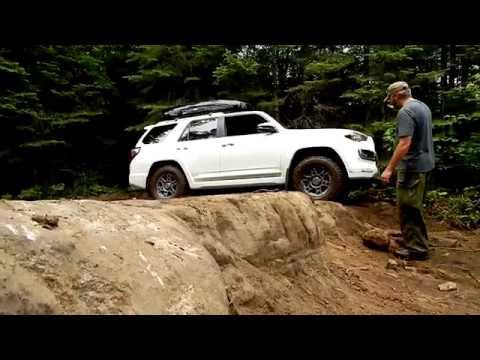 Rock sliders 4runner trd pro