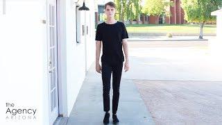 How To | Walk Like A Male Model
