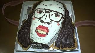 毎年、福岡のRITZというケーキ屋さんにキャラクターケーキを作ってもら...
