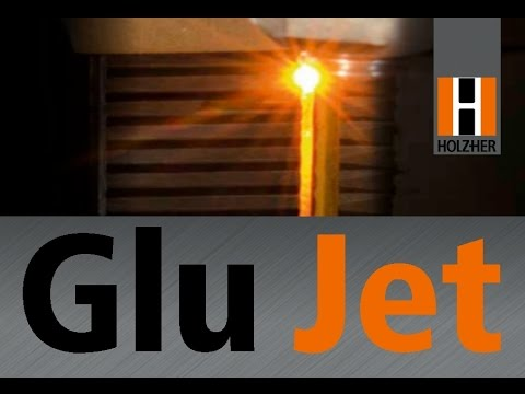 HOLZ HER GLU JET Functionality Advantage Solutions