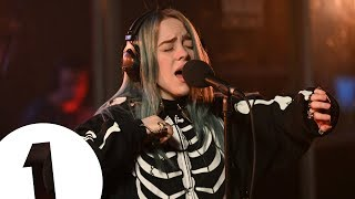 Download lagu Billie Eilish - You Don't Get Me High Anymore (Phantogram cover) on Radio 1